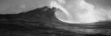 Waves in the Sea, Maui, Hawaii, USA Fotografisk tryk