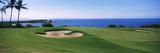 The Manele Golf Course, Lanai City, Hawaii, USA Fotografie-Druck