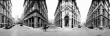 360 Degree View of a City, Montreal, Quebec, Canada Photographic Print