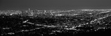 Aerial View of a Cityscape, Los Angeles, California, USA 2010 Fotografie-Druck
