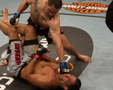 UFC 110: Feb 20, 2010 - Cain Velasquez vs Antonio Rodrigo Nogueira Photo by Josh Hedges