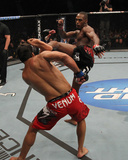 UFC 140: Dec 10, 2011 - Jon Jones vs Lyoto Machida Foto af Nick Laham