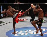 UFC 135: Sept 24, 2011 - Jon Jones vs Quinton Jackson Foto af Jed Jacobsohn