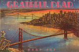Grateful Dead - Dead Set Planscher