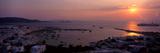 Mykonos Greece Fotografisk tryk