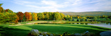 Golf Course, Penn National Golf Club, Fayetteville, Franklin County, Pennsylvania, USA Fotografie-Druck