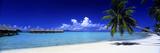 Bora Bora South Pacific Fotografisk tryk