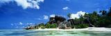La Digue Seychelles Fotografisk tryk