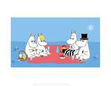 The Moomins Picnic