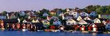 Fishing Village on the West Coast Fiskebaeckskil Sweden Photographic Print