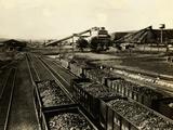 Colliery of Philadelphia and Reading Coal and Iron Company Lámina fotográfica