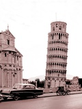 Pisa Italy C1960 Reproduction photographique