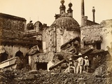 View of India after the Mutiny Photographic Print by Felice A. Beato
