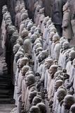Terracotta-Armee Fotografie-Druck