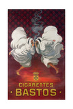 Poster Advertising the Cigarette Brand, Bastos Giclee Print by Leonetto Cappiello