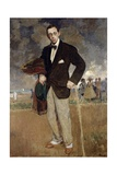 Portrait of Igor Stravinsky, 1915 Giclee Print by Jacques-emile Blanche