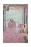 Maternity at the Window, 1901 Reproduction procédé giclée par Maurice Denis