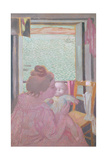 Maternity at the Window, 1901 Giclee Print by Maurice Denis