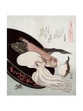 Kanagawa Giclée-Druck von Totoya Hokkei