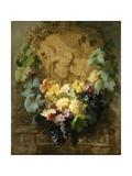 A Tribute to Bacchus Lámina giclée por Jean Baptiste Claude Robie