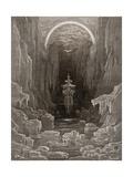 Ice Ship Giclee-trykk av Gustave Doré