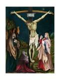 The Small Crucifixion Lámina giclée por Matthias Grünewald