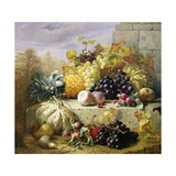 A Profusion of Fruit by Eloise Harriet Stannard Lámina giclée por Eloise Harriet Stannard