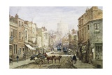 Windsor-The Parade Giclee Print by Louise J. Rayner