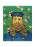 Portrait of Joseph Roulin Gicléetryck av Vincent van Gogh