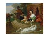 Queen Henrietta Maria of England Giclee Print by Frederick Goodall
