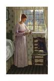 Seclusion Giclee Print by Edmund Blair Leighton