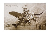 The Glory of Aviation Giclee Print