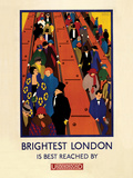 Transport For London - Brightest London Posters