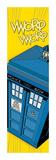 Doctor Who - Comic TARDIS Posters