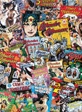 DC Comics - Wonder Woman Jigsaw Puzzle Quebra-cabeça