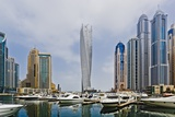 Dubai Marina Reproduction photographique par Rudy Sulgan