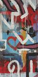 Streetlife I Lámina giclée por Tony Koukos