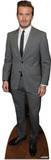 David Beckham (Suit) Pappfigurer