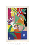 Danseuse Creole Posters by Henri Matisse