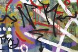 Streetlife II Giclee-trykk av Tony Koukos