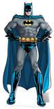 Batman - DC Comics Silhouettes découpées en carton
