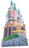 Disney Princesses' Castle Pappfigurer