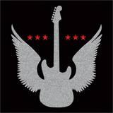 Angel Guitar Affiches par  Blonde Attitude