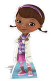 Doc Mc stuffins Pappfigurer