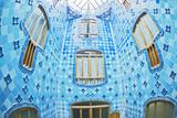 Casa Batllo, Barcelona, Catalonia, Spain Lámina fotográfica por Marco Simoni