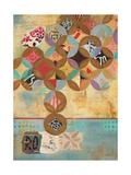 Modern Abstraction 1 Kunstdrucke von Gabriela Villarreal