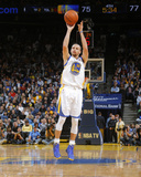 Feb 20, 2014, Houston Rockets vs Golden State Warriors - Stephen Curry Foto af Rocky Widner