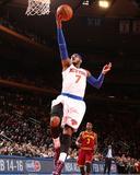 Jan 30, 2014, Clevseland Cavsaliers vs New York Knicks - Carmelo Anthony Photographie par Nathaniel S. Butler
