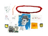 A Next Giclee Print by Jean-Michel Basquiat