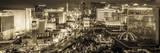 Usa, Nevada, Las Vegas, the Strip Photographic Print by Alan Copson